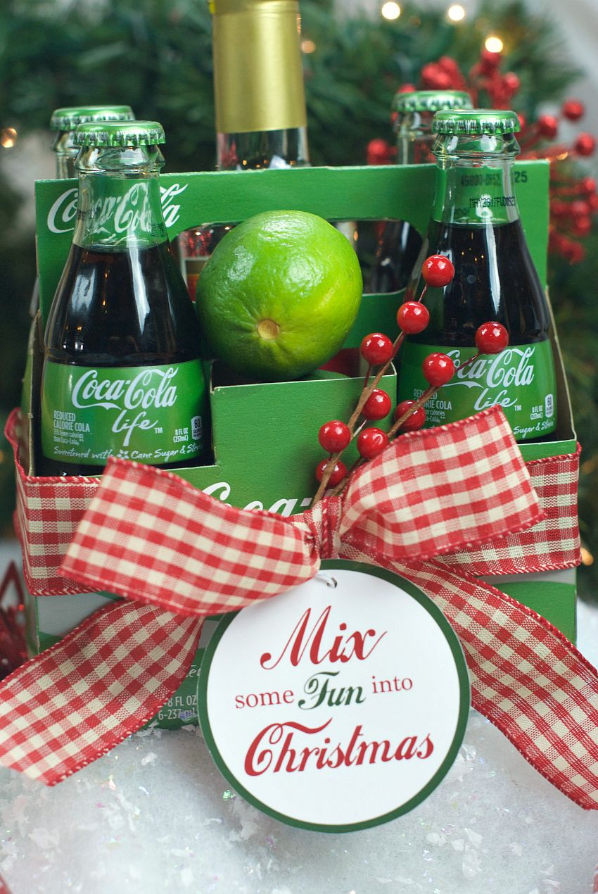 Fun Christmas Gifts For Neighbors Fun Squared Inexpensive Christmas Gifts Neighbor Christmas Gifts Cheap Christmas Gifts