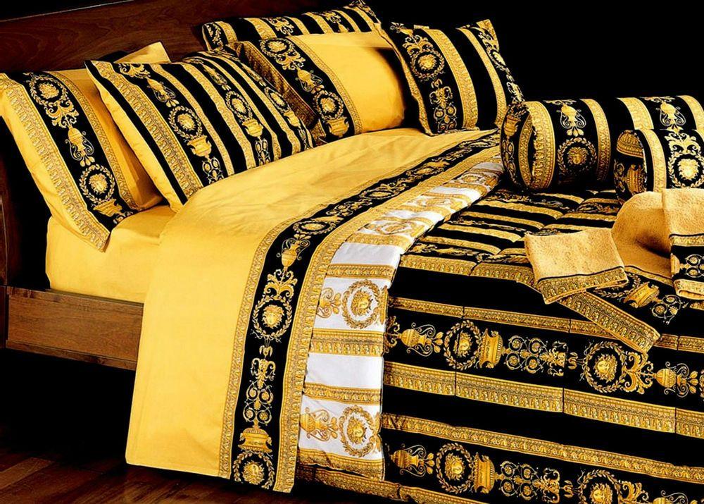 Schlafzimmer Versace ~ Versace #bettwäsche #bedlinen #biancheria da letto #sabanas parure