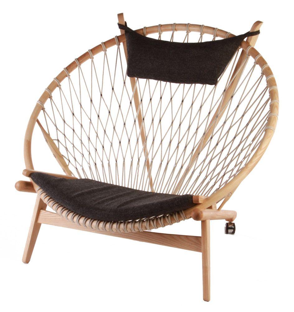The Dream Chair: Hans Wegner Circle Chair