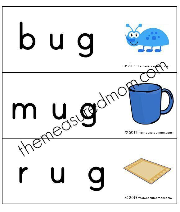 Worksheet U Words For Kids more word slider cards short u sliders words and u