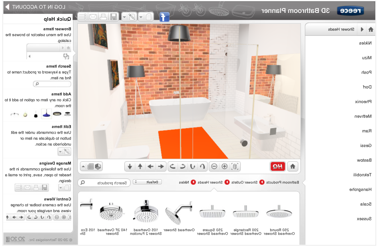 Badplaner Software New Easy Online 3d Bathroom Planner Lets You Design Yourself The