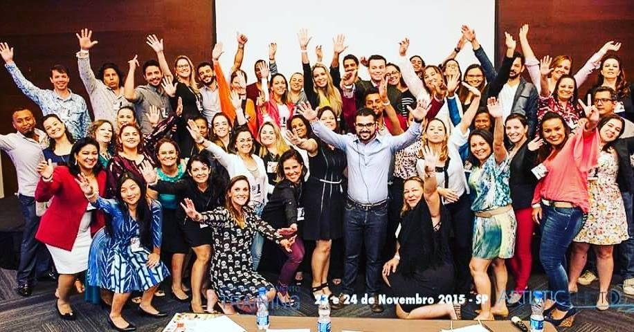 Palestra de Marketing e Mídias Sociais para fornecedores de casamentos.