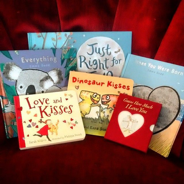 """I've got a """"lovely"""" selection of children's books from Candlewick Press to share, and one of you lovely people gets to them all for Valentine's Day! All you have to do is click over to this image on Instagram, and enter before 11:59pm on Monday, February 9th, 2015. The included titles are shown here, and listed on the giveaway form. Good luck!! #giveaway #ValentinesDay #books #kidsbooks #sponsored @candlewickpress"""