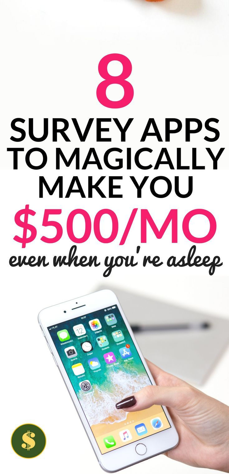 8+ Best Survey Apps That Pay You (Updated) | Money fast, Frugal ...
