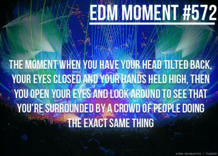Edm Music, Edm Music Festivals
