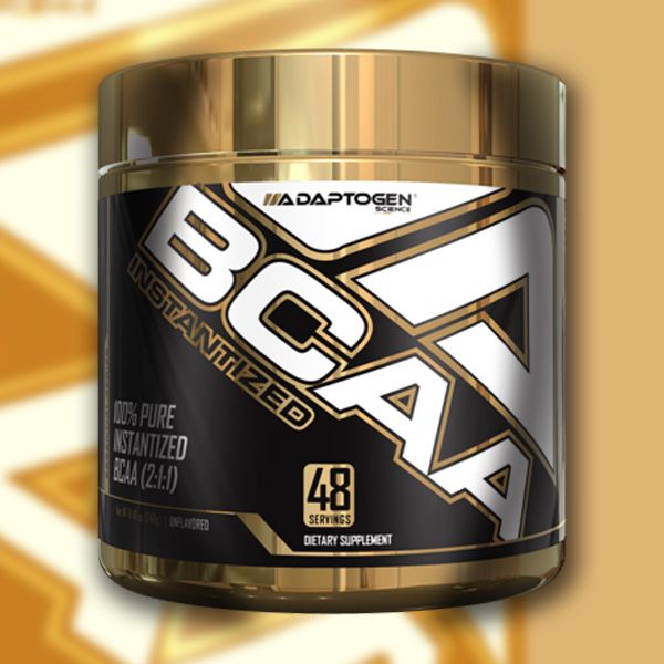 We Use Only The Purest And Most Bio Available Form Of Bcaas In The