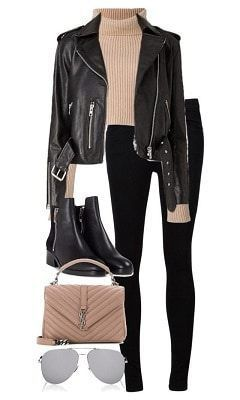 21 Polyvore – Fashion Outfits - Tagliches Pin Blog #outfits4school