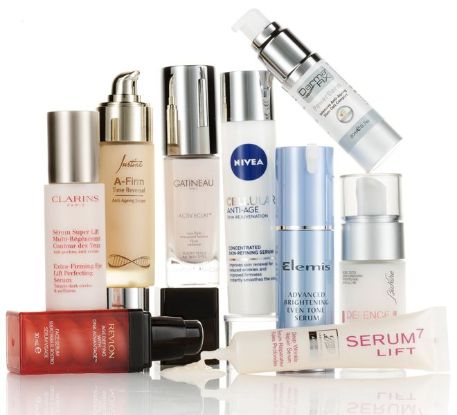9 Silky serums we're loving right now! #skincare #beautysouthafrica