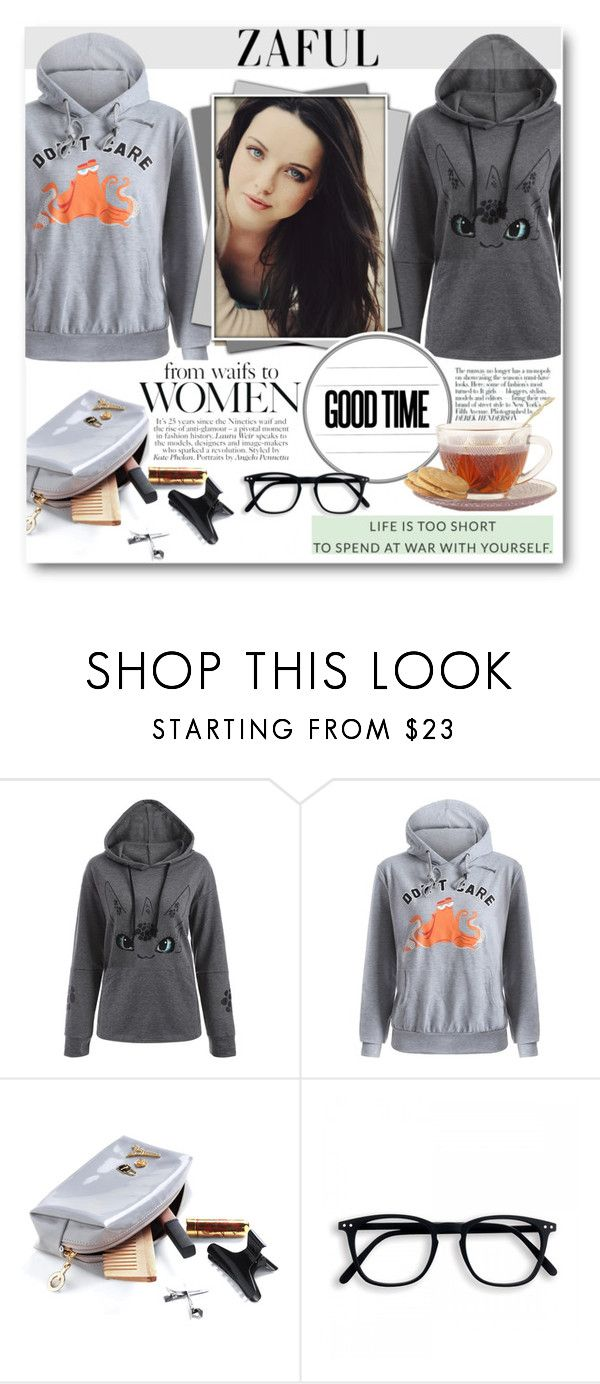 """""""Fashion"""" by tanja133 ❤ liked on Polyvore featuring Avenue, Fall, autumn and zaful"""
