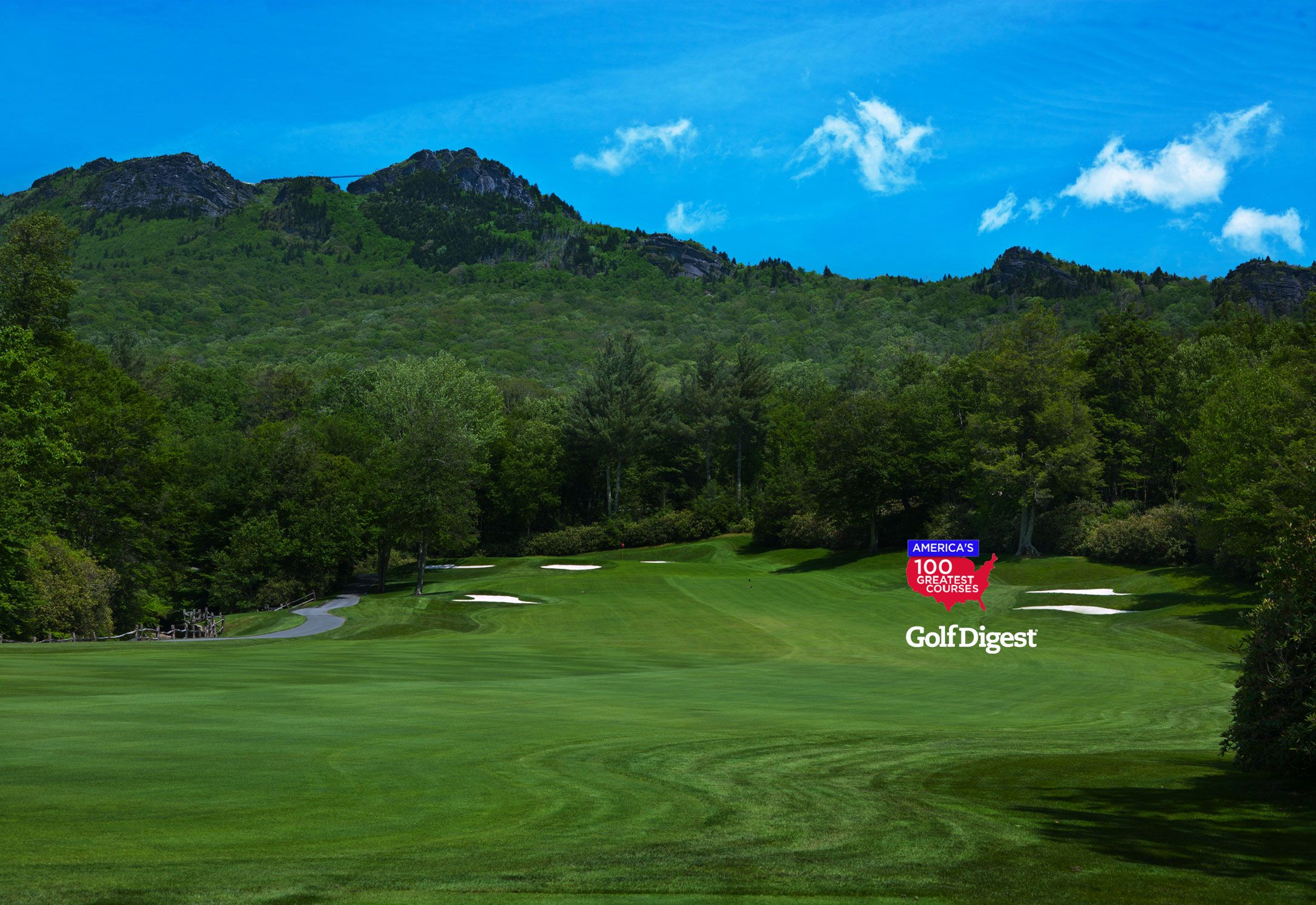 Grandfather Golf and Country Club Linville, NC, Golf Digest Top 100