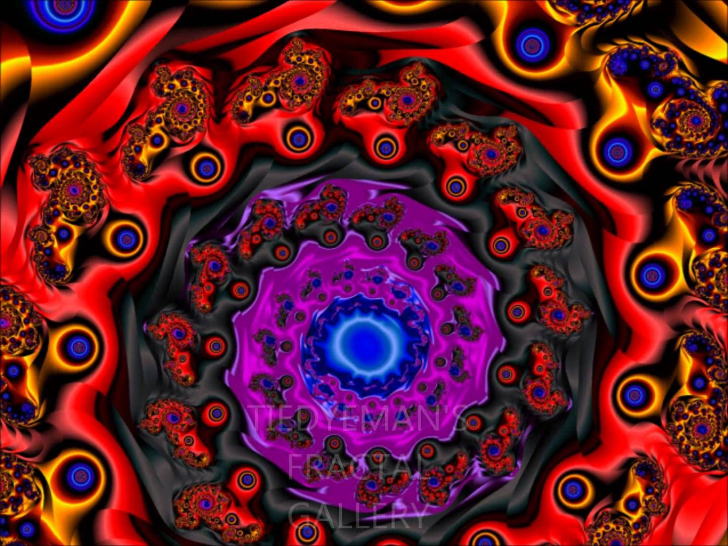 pin 1440x900 awesome fractal - photo #44