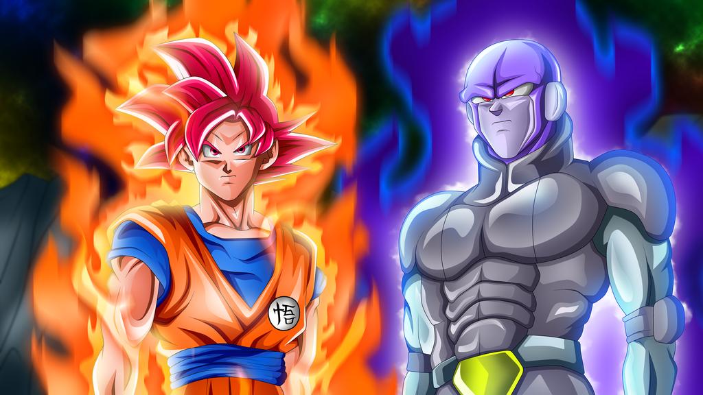 Goku And Hit Teaming Up By Rmehedi Dragon Ball Super Dragon Ball Super Wallpapers Dragon Ball