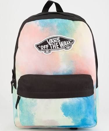 47d4e2f61f5 vans backpacks - Google Search | Clothing and accessories | Tie dye ...