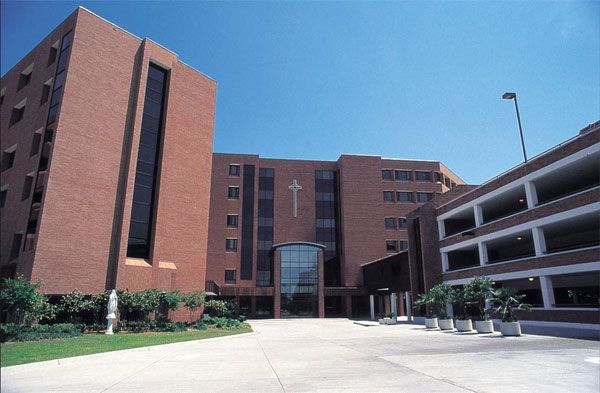 Our Lady Of The Lake Regional Medical Center Baton Rouge La Baton Rouge Louisiana Lake Baton Rouge