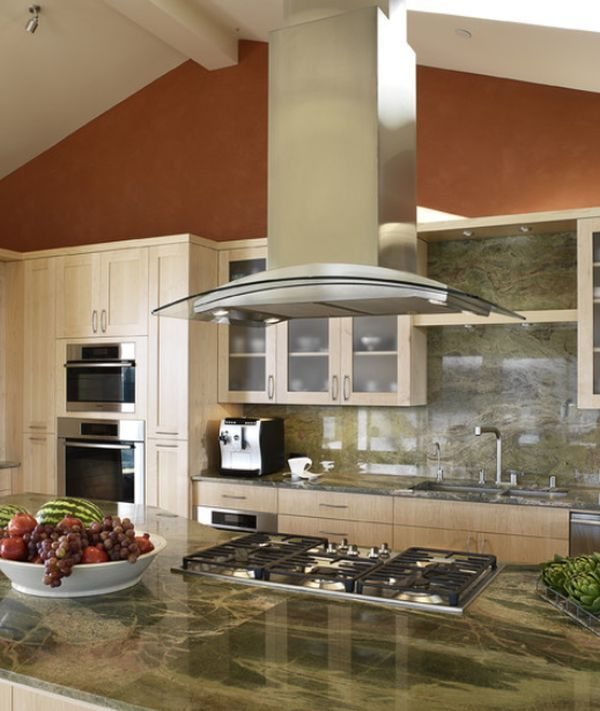 Stainless Steel Kitchen Hood Designs And Ideas Kitchen Ventilation Kitchen Hood Design Kitchen Vent Hood