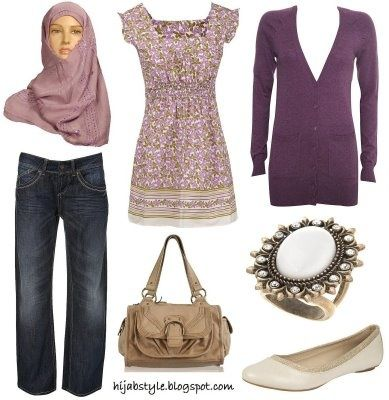 hijab fashion my-style