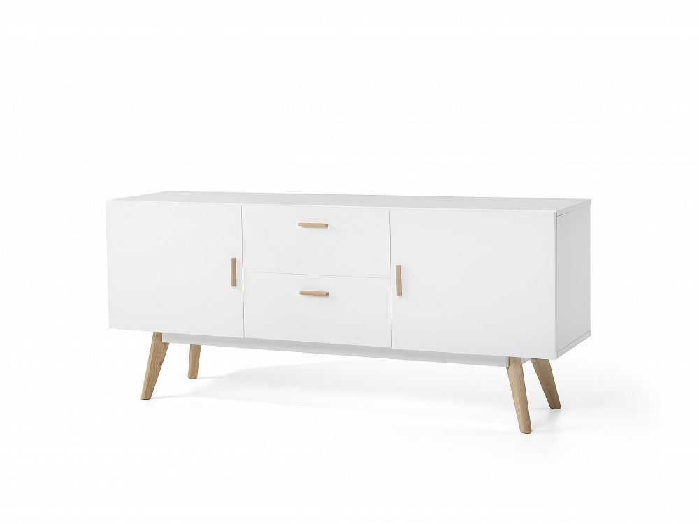 Cómoda en color blanco - Cajonera - mueble de salón - MEET