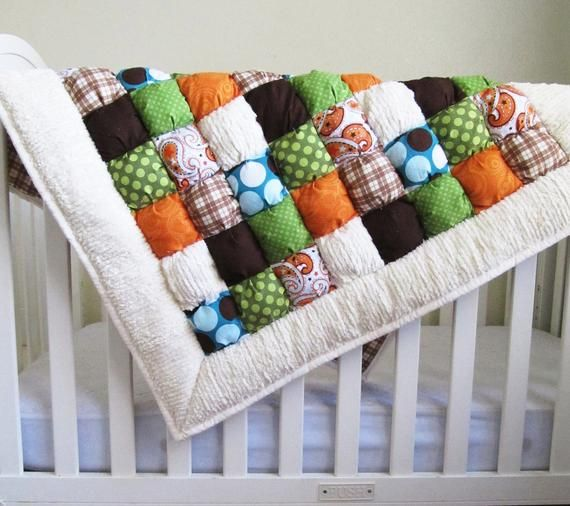 How To Make A Puff Quilt Pattern PDF File Sewing Pinterest Best How To Make A Puff Quilt With Sewing Machine