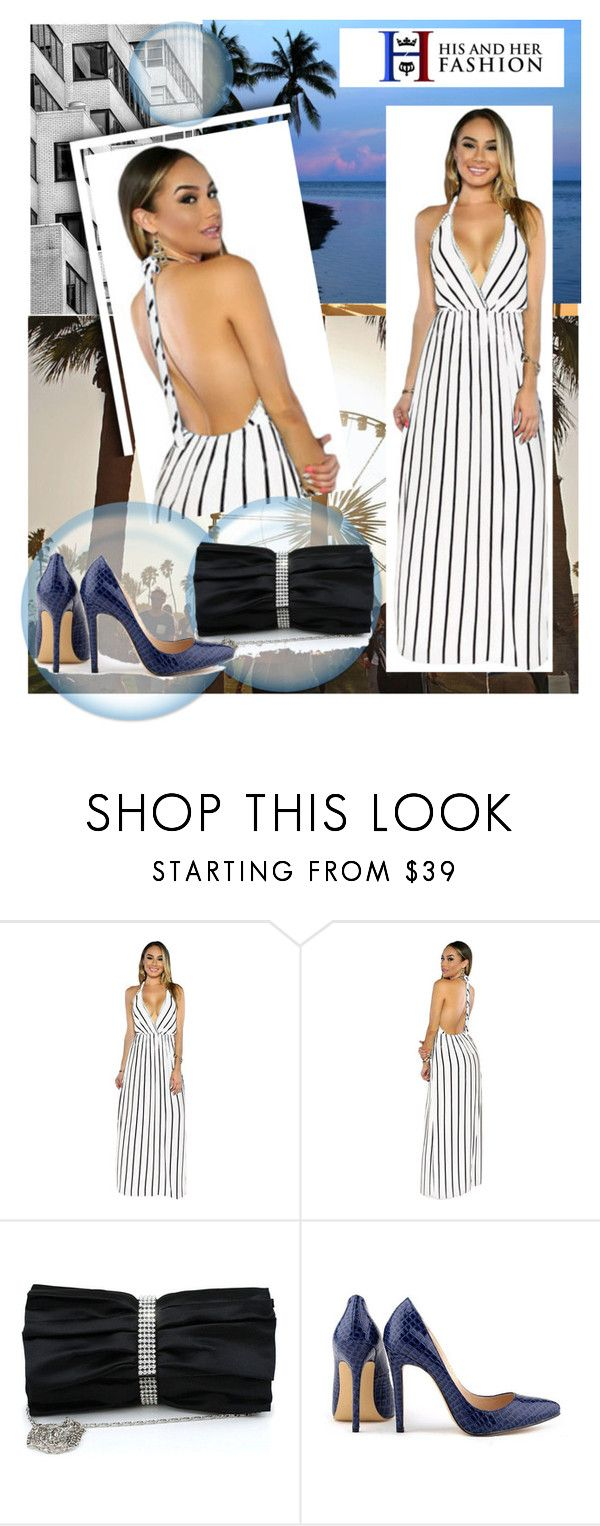 """""""His And Her Fashion 4/20"""" by fahreta1992 ❤ liked on Polyvore featuring Été Swim"""
