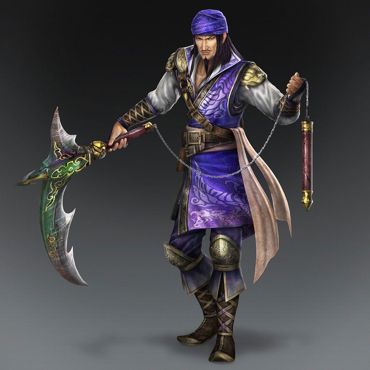Jia Xu & Weapon (Wei Forces)   Dynasty Warriors 8 (Characters ...