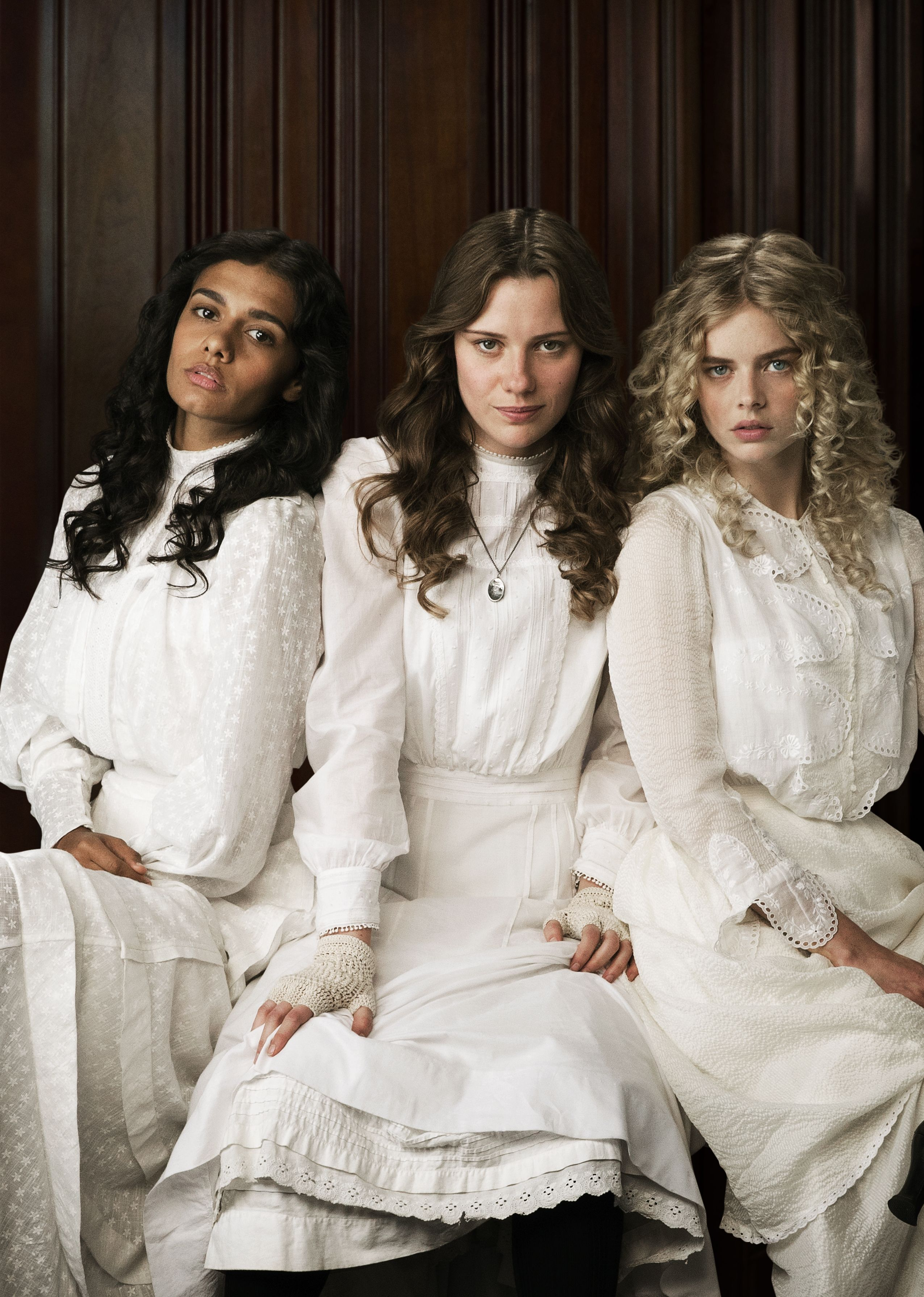 Picnic At Hanging Rock Histoire Vraie : picnic, hanging, histoire, vraie, Story, Behind, 'Picnic, Hanging, Rock', Picnic, Rock,, Dresses,, Costume