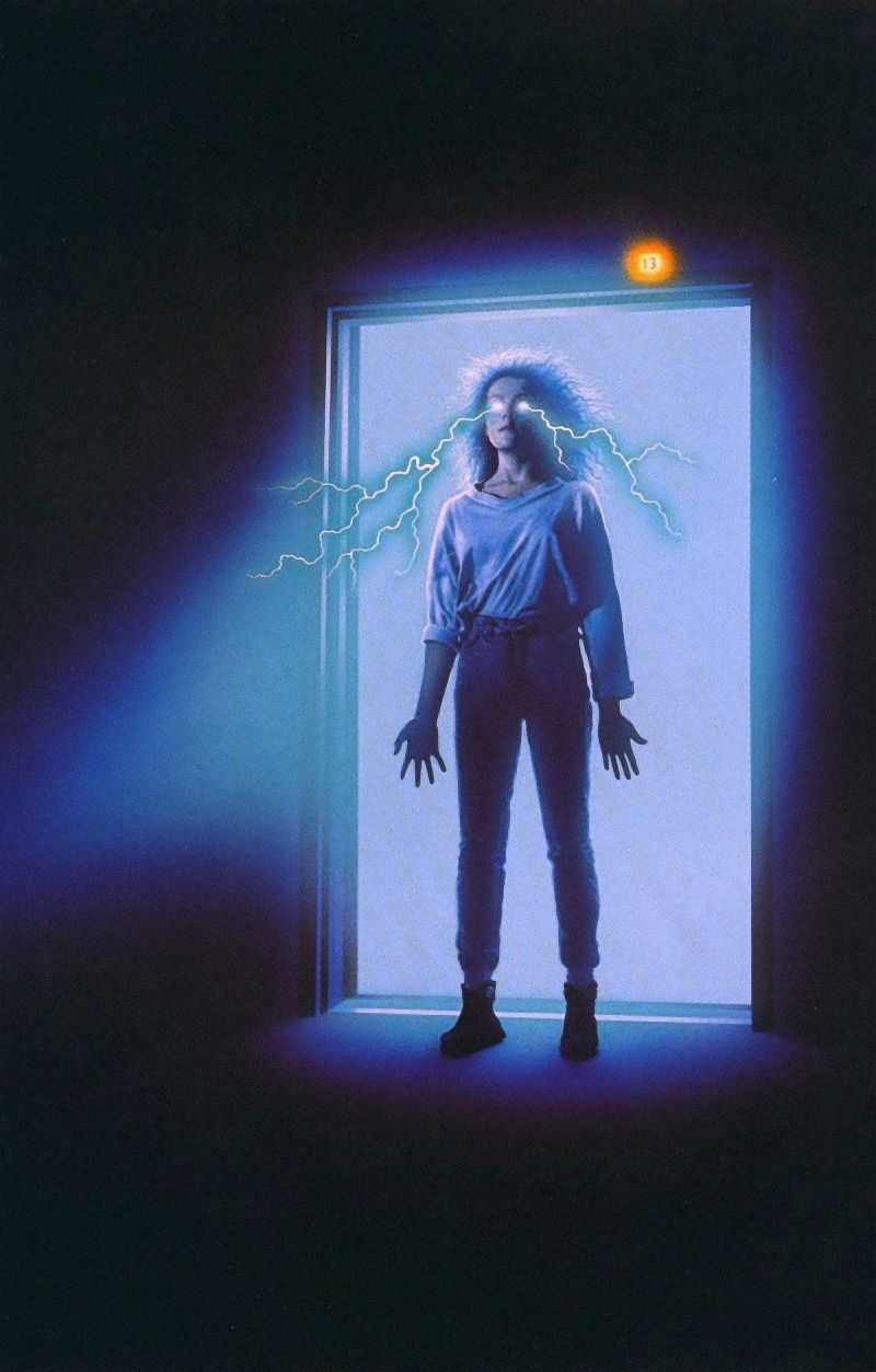 Tim white the thirteenth floor fantasy sci fi art for 13h floor
