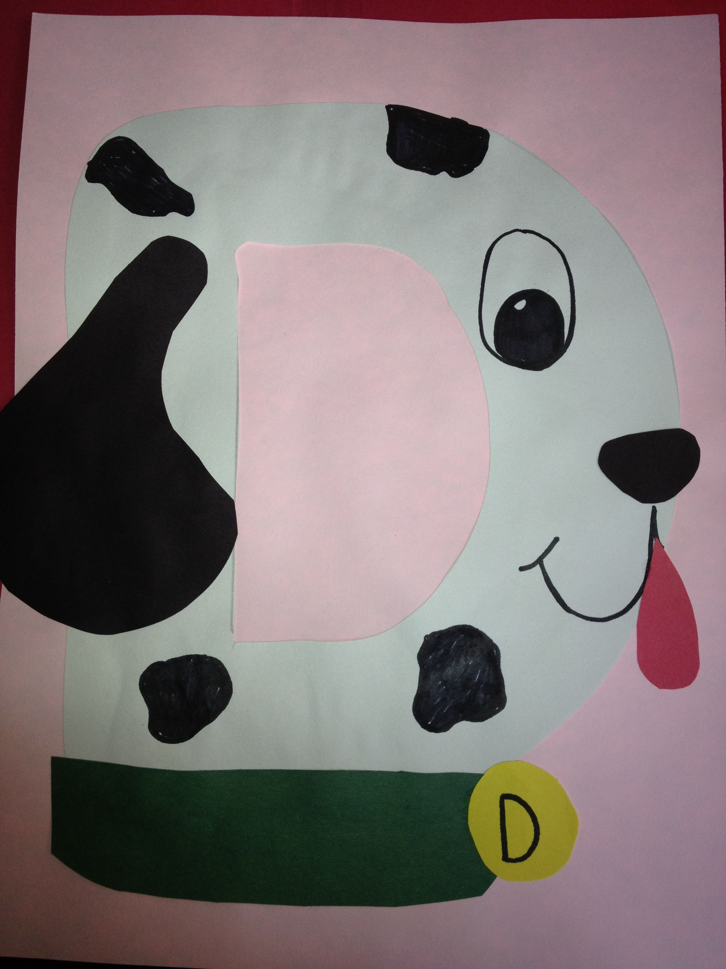 D is for Dog Dalmatian in Spanish My Style Pinterest