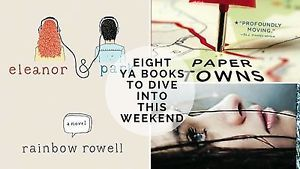 8 YA Books to Curl Up with This Weekend | eBay