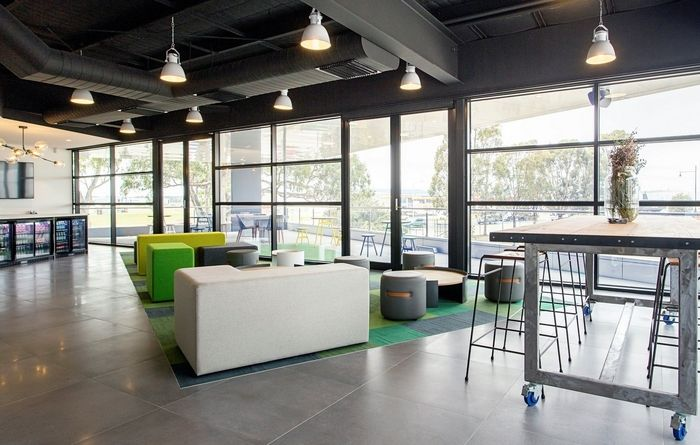 Office Tour: Cameron Industrial Offices  Melbourne