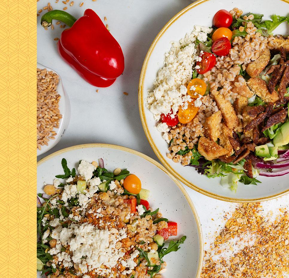 Fresh Restaurants Vegan Vegetarian Gluten Free Food In 2020 Food Fresh Restaurant Toronto Fresh Food