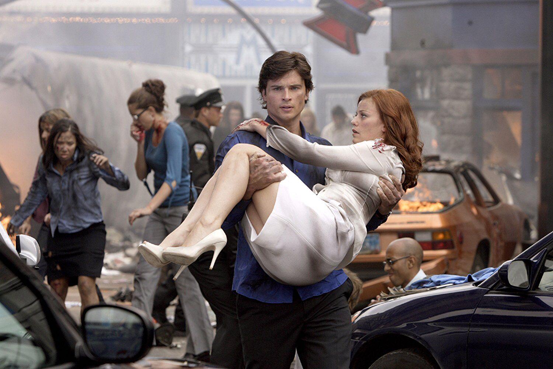 Smallville cassidy freeman 'Vampire Diaries':