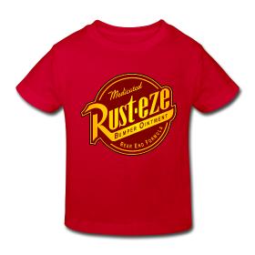 Rust Eze Todler T Shirt 837 Camisetas