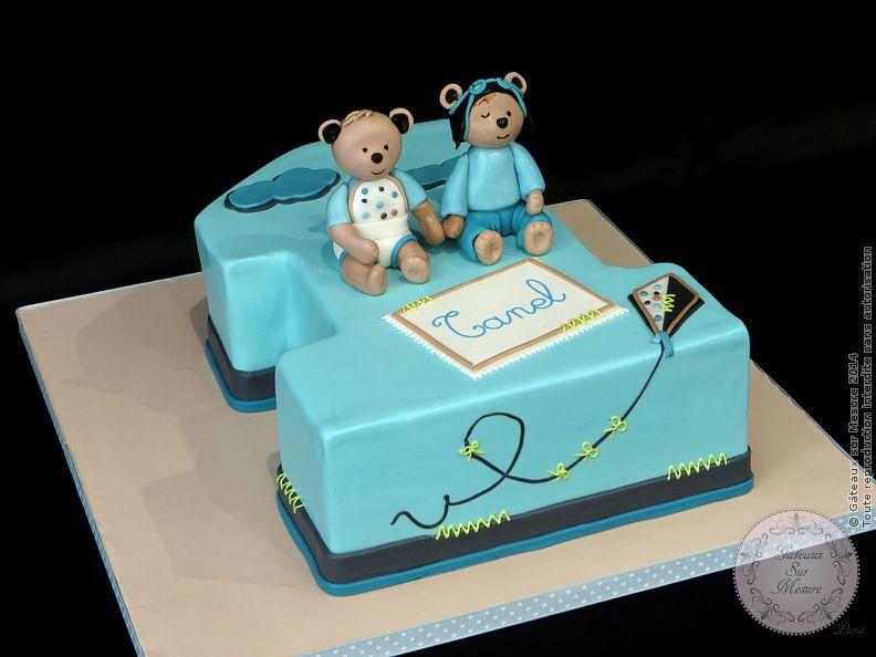 wedding cake premier anniversaire