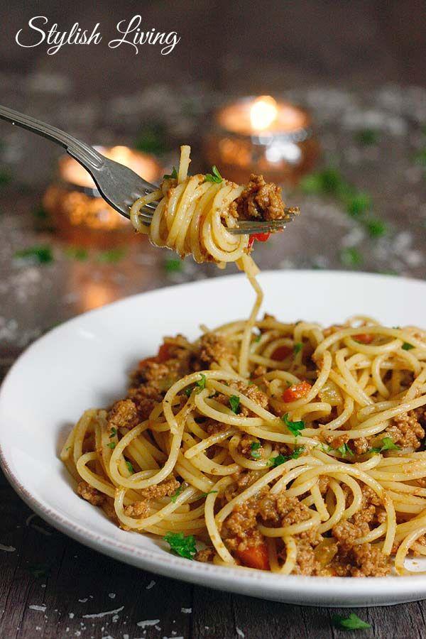 Photo of World's best spaghetti bolognese | Stylish living