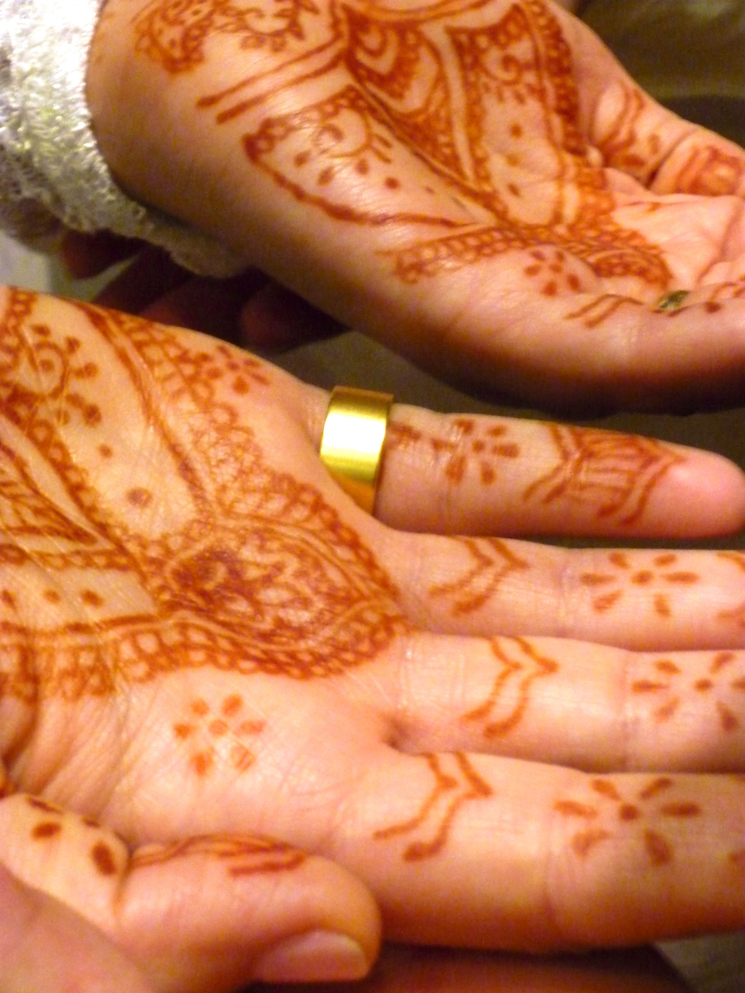 Egyptian Henna Designs: Egyptian Wedding, Wedding Henna