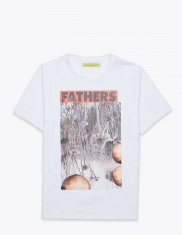 Sterling Ruby Fathers T-shirt White