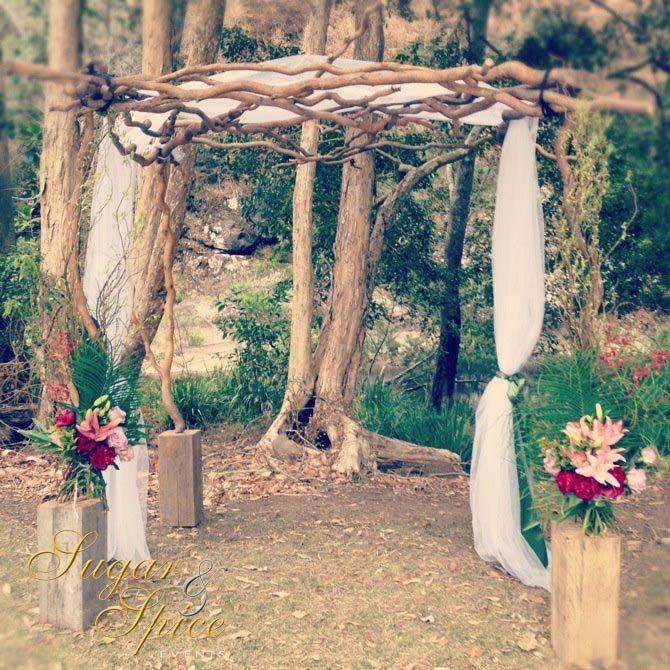 Enchanted Garden Wedding / Midsummer Nights Dream Wedding