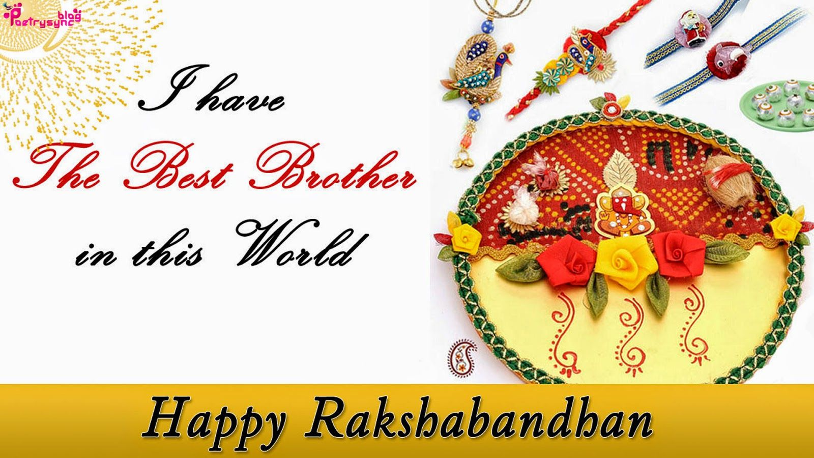 Raksha Bandhan Quotes And Messages Wallpapers Poetry Raksha
