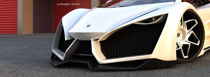 Lamborghini · Sinistro