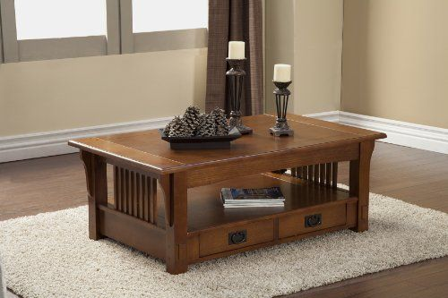 Beautiful Oak Coffee Tables Ideas And Tips To Choose A Coffee Table Hometone Home Autom In 2021 Mission Style Furniture Coffee Table Plans Solid Oak Coffee Table