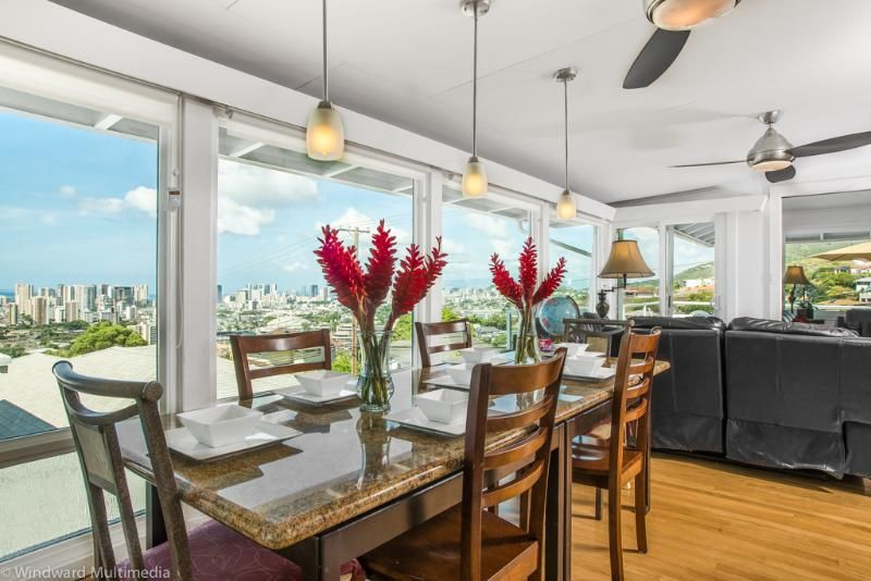 Dining Room Honolulu apartment, Oahu vacation rentals
