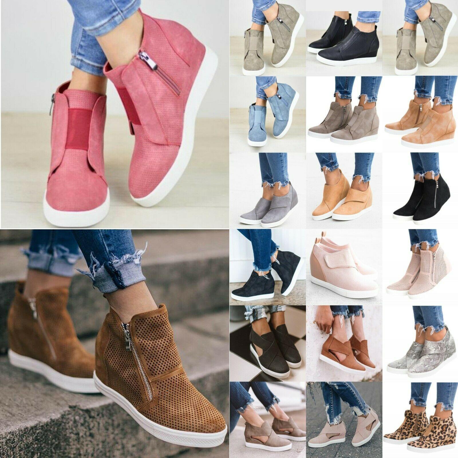 Ceniza famoso episodio  Mujer Zapatos de tacón alto con cuña oculta Botines Zapatillas Zapatillas  Zapatos de tacón alto Tallas - Botines… | Zapatos de tacon, Zapatos de  tacón alto, Zapatos