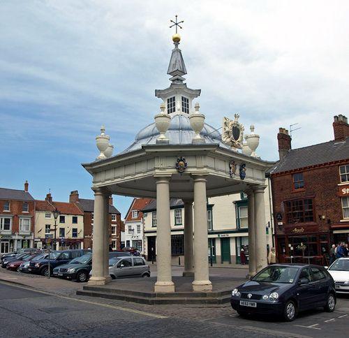Beverley Market Cross In 2019