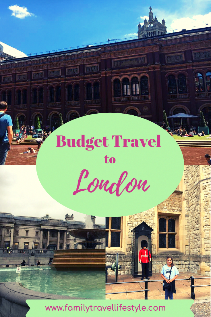 #LondonTravel doesn't have to be expensive! This post tells you how to plan a fabulous London trip without breaking the bank. Find out things to do in London, where to eat, where to stay and how to save money on your London vacation. #Londononabudget #budgettravel #ActivitiesToDoInLondon