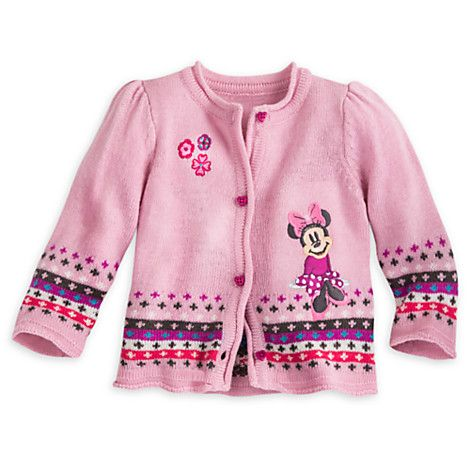 c3befdd09 Minnie Mouse Knit Sweater for Baby