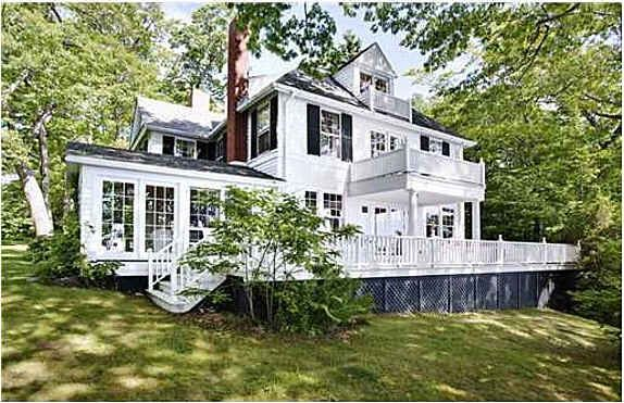 mvc maine rental beloins bay camden htm individual cottage penobscot cottages