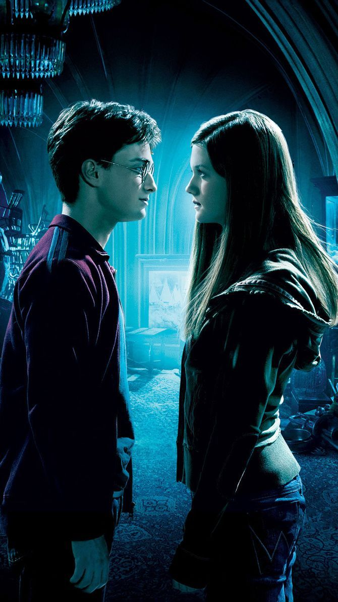Harry Potter and the Half-Blood Prince (2009) Phone Wallpaper   Moviemania