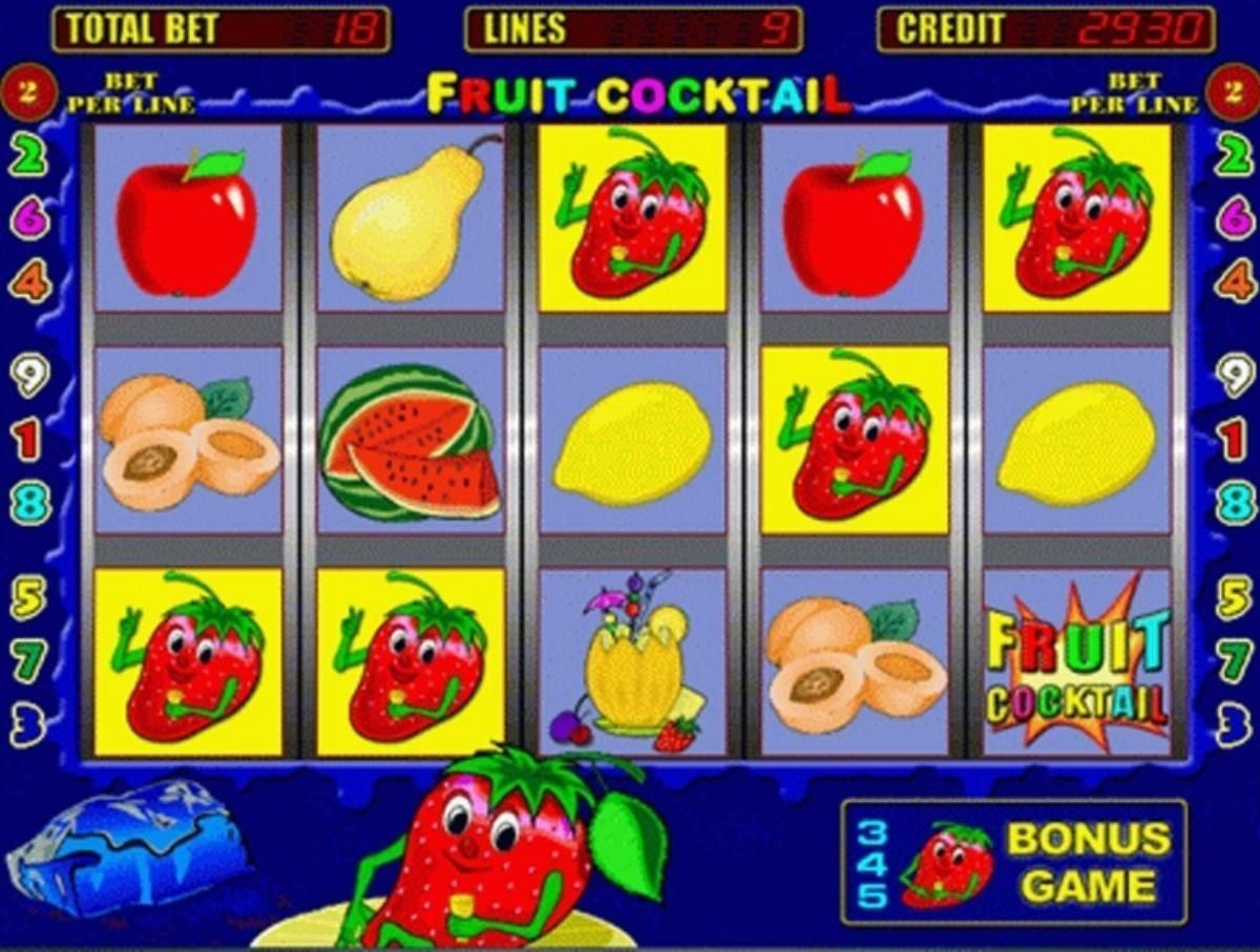 Автоматы клубника играть бесплатно