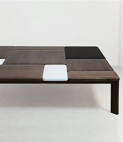 Ralph Pucci International Furniture Side And Coffee Tables