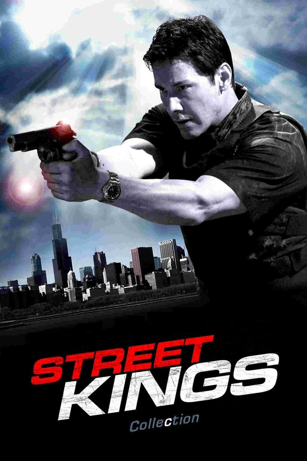 Street Kings movie poster - #poster, #bestposter, #fullhd, #fullmovie,  #hdvix, #movie720pTom Ludlow is a disillusioned L.A. Police Officer, rarely  playing ...